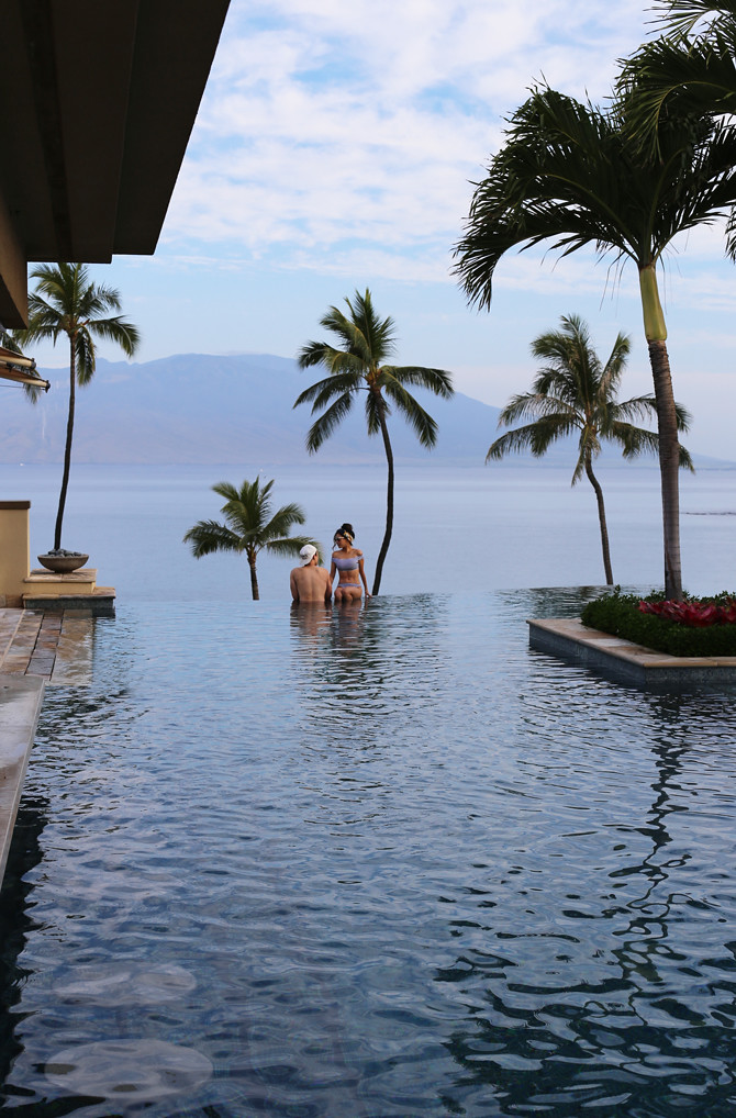 Four seasons maui resort review for honeymoon vacations