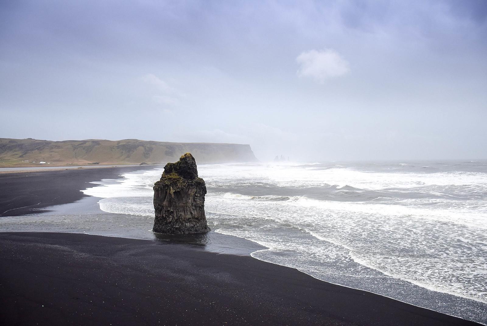 Dryholaey, Iceland