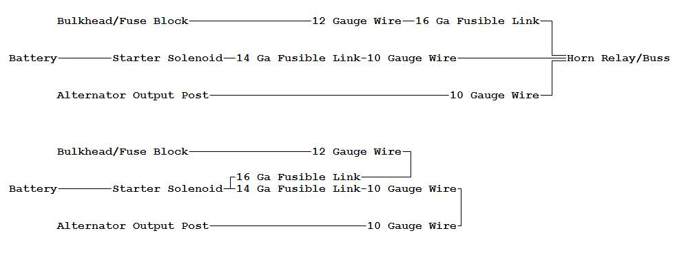 Int reg. alt,new wiring,still need horn relay?? - Chevy Nova Forum