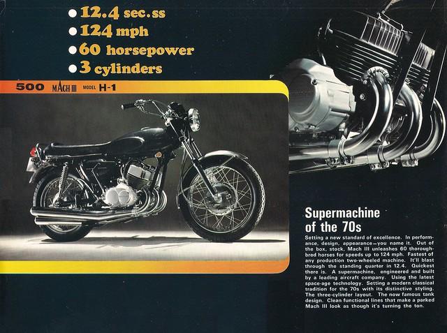Kawasaki Mach 3 2