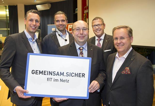 Gemeinsam.sicher – fIT im Netz 26. April 2017