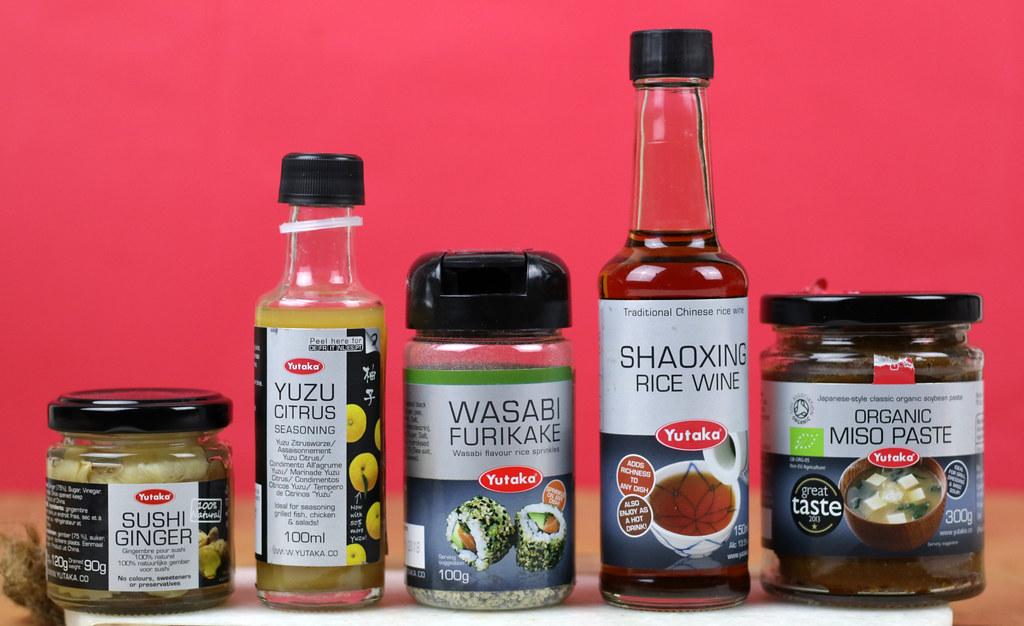 Yutaka products 2017