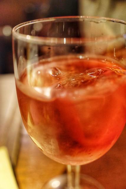自家製日本酒サングリアSake sangria