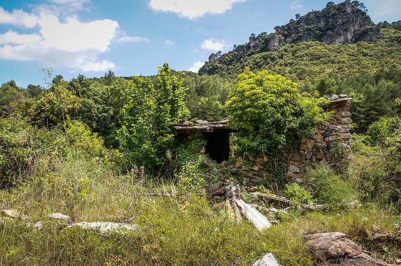 Cabaña de Lo Pla del Mas d'en Bella