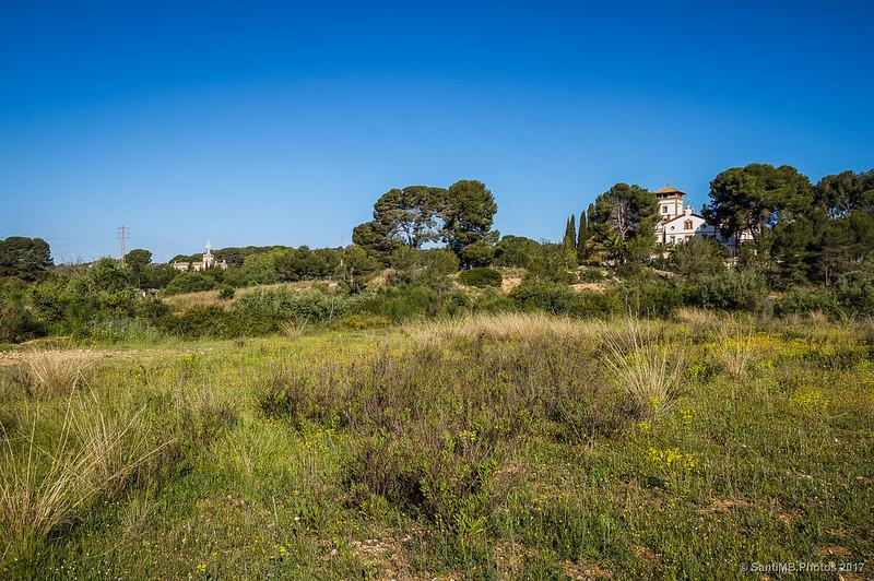 Mas de Sant Antoni y Cal Pla