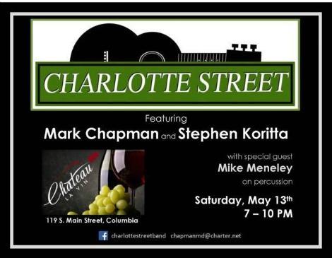 Charlotte Street 5-13-17
