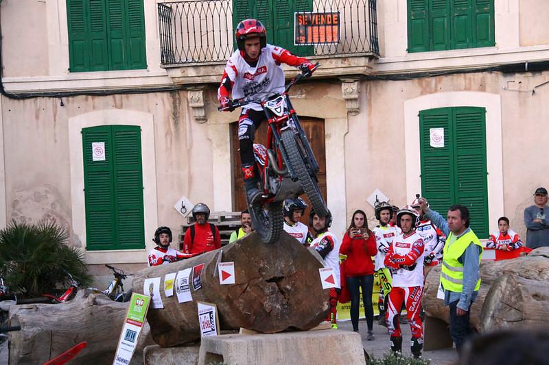 II Trial Urbano Santa María del Camí