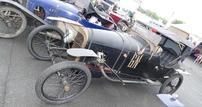 Salmson GN cycle-car - Vintage Revival Linas Montlhéry 07 Mai 2017 33768920803_59a96cf3a3_c