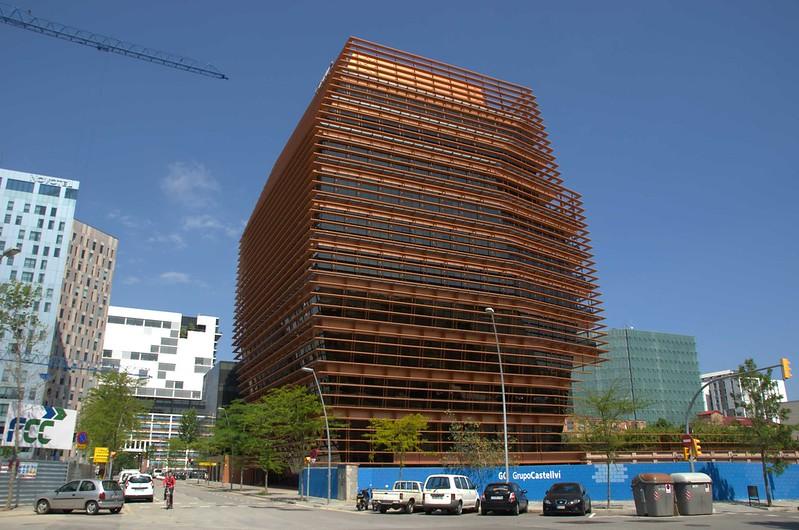 Edificio Comissió del Marcat de les Telecomunicacions