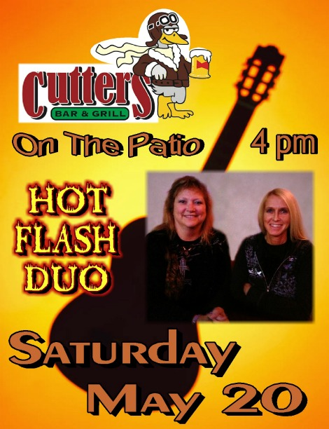 Hot Flash Duo 5-20-17