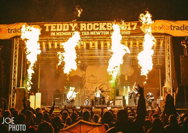 VANT - Teddy Rocks 2017 - 30/04/2017