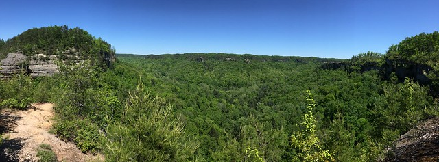 Red River Gorge May 2017
