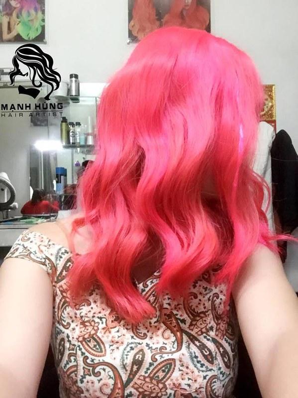 nhuộm tóc đẹp hải phòng 12
