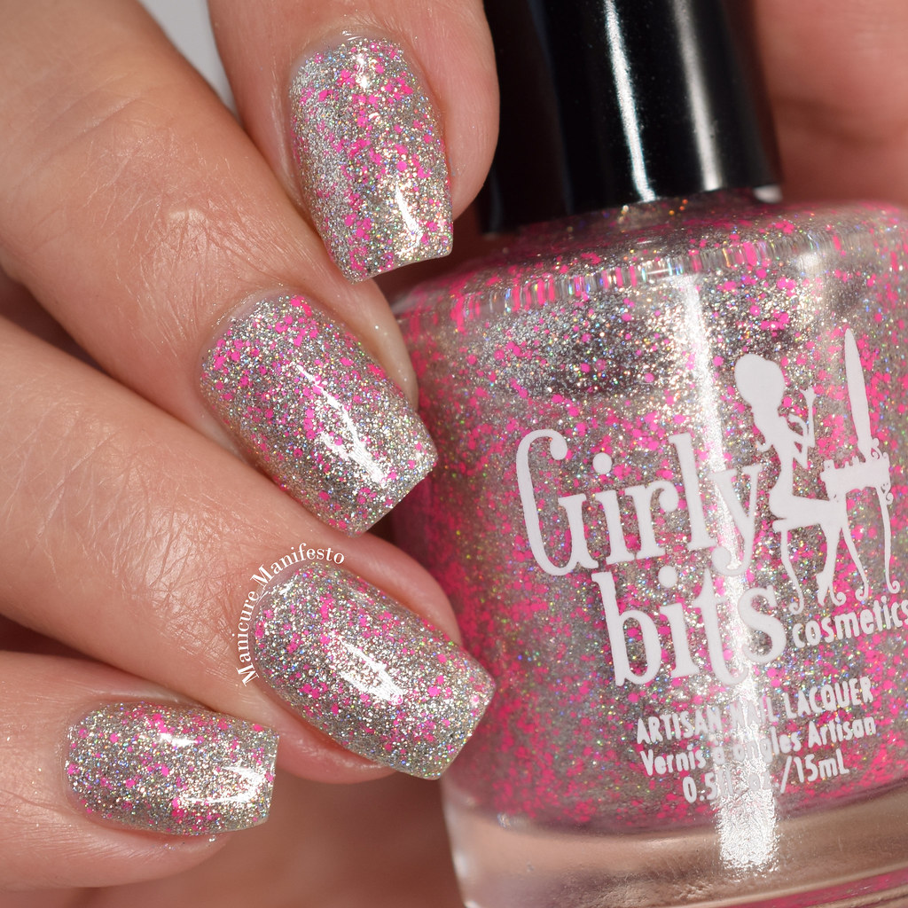 Girly Bits sequins and satin pants