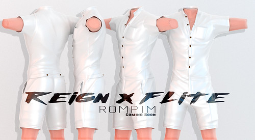 REIGNxFLITE- ROMPIM Coming soon | by REIGN♥