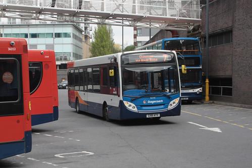 Stagecoach South 36440 GX61AYV