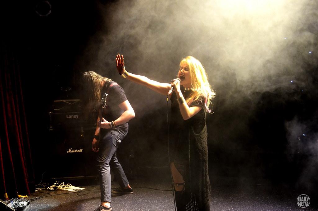 Mysterya@Ladies Rock Kiev | 23.04 | MonteRay Live Stage