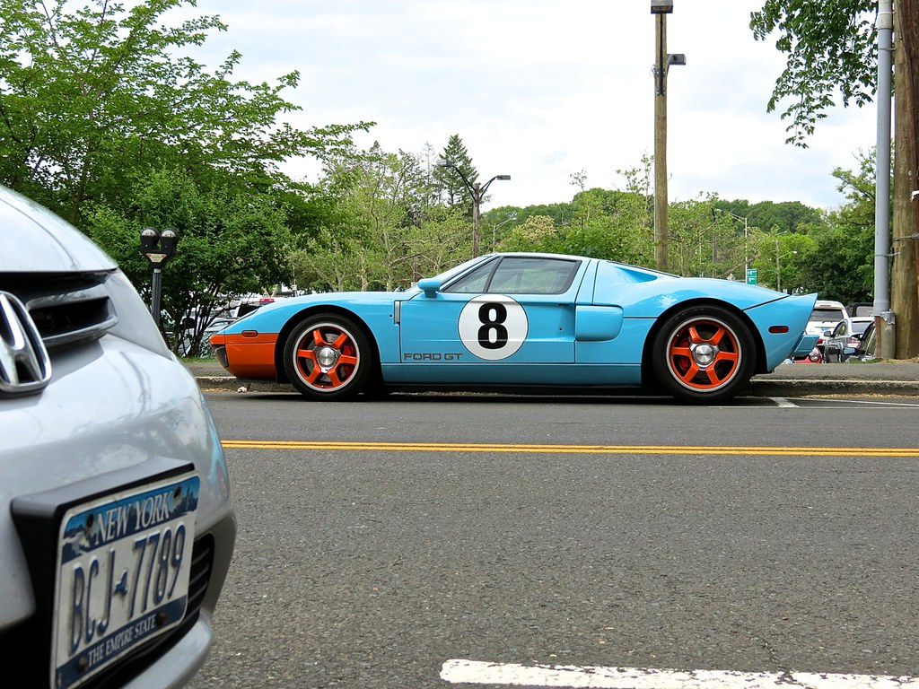 Ford GT Heritage Edition 2