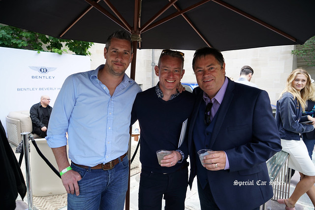Wheeler Dealers hosts Ant Anstead and Mike Brewer