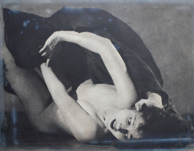 William Mortensen - The Initiation Of A Young Witch, 1928