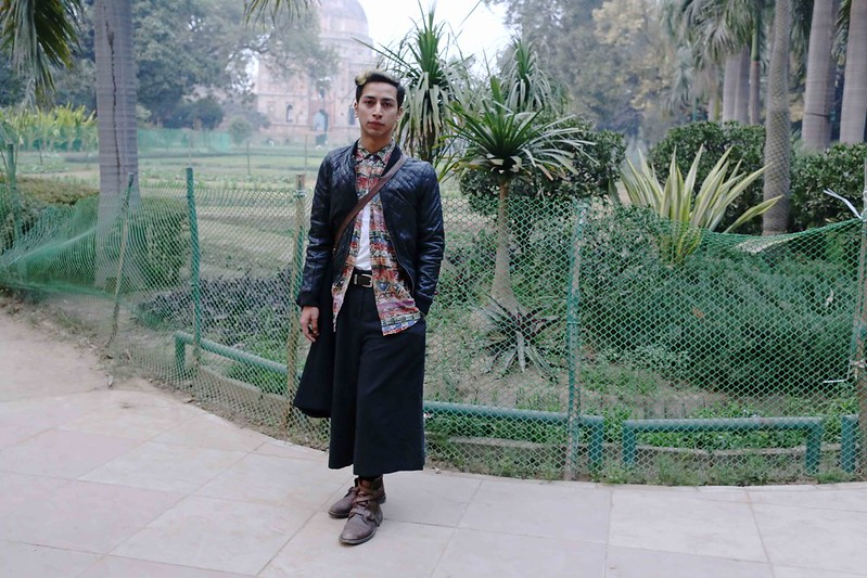 Photo Essay - Some Suitable Boys for BBC's Suitable Boy, Around Town