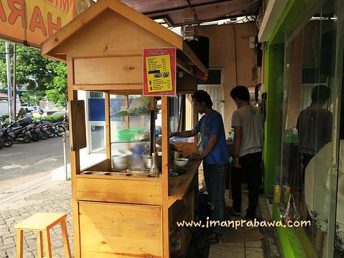 Penjual Mie Ayam Bakso Harajuku