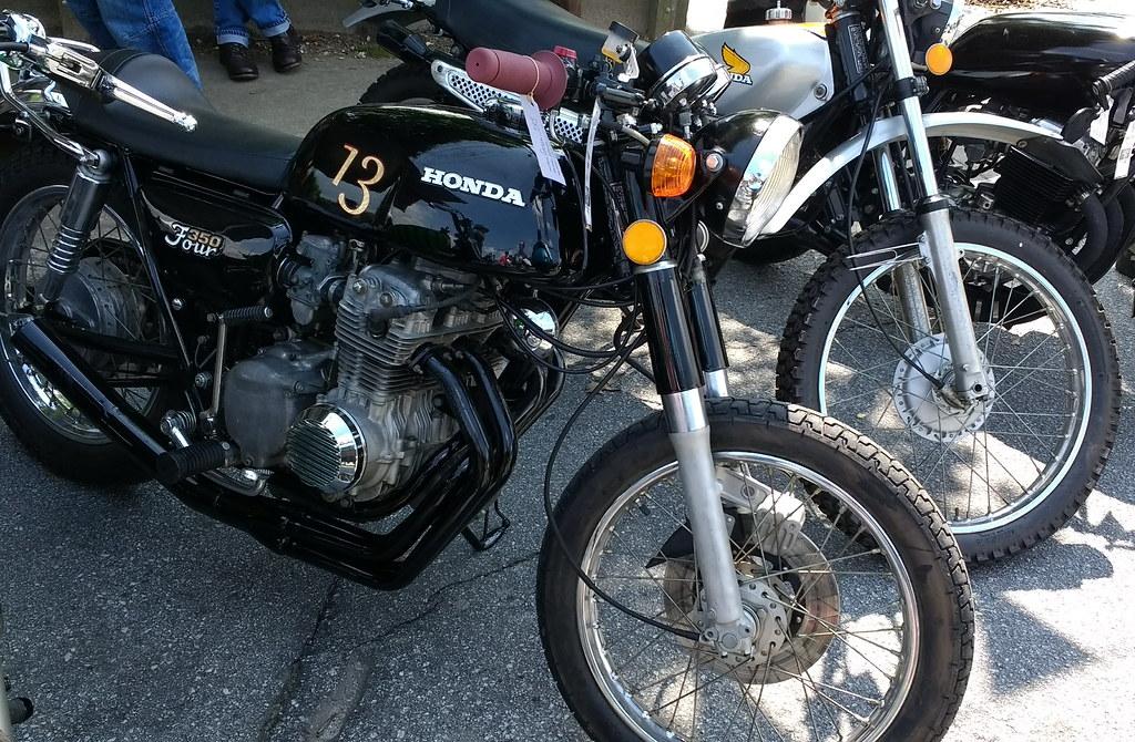 Motorcycle Meltdown 2017 - Japanese Bikes - Honda Shadow ACE