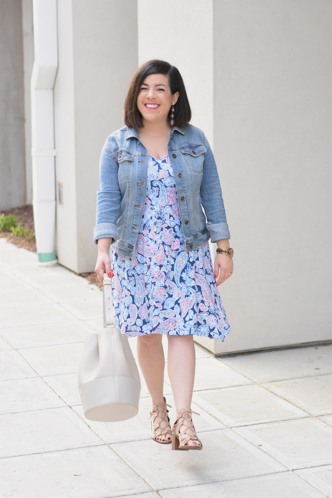 Paisley Dress-Head to Toe Chic-@headtotoechic