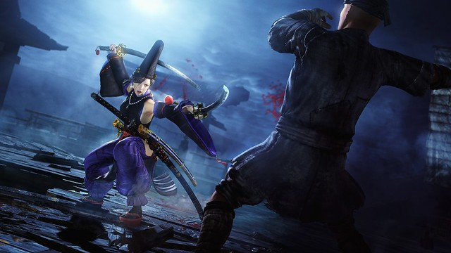 Nioh Gets Free Female Skins On May 2nd - One Angry Gamer