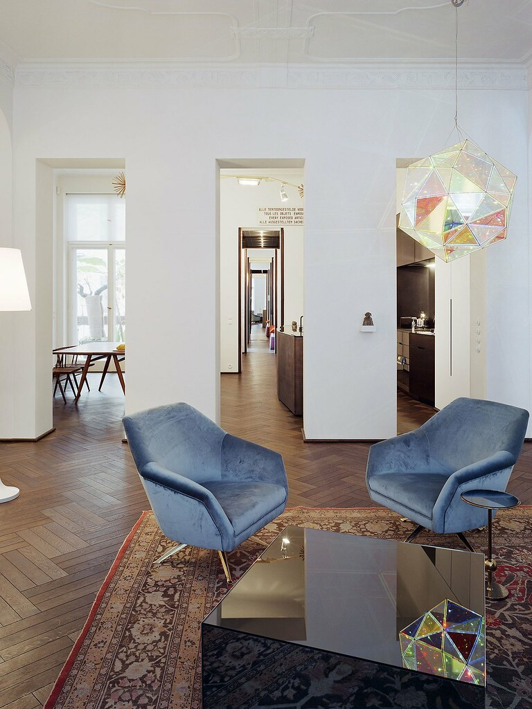 Aristocrat apartment B in Berlin by Thomas Kröger Sundeno_04
