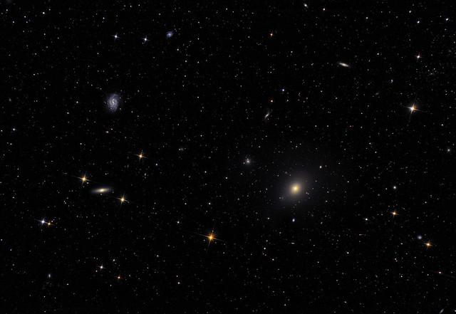 VCSE - Messier 49 és környezete -Ágoston Zsolt