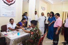 Blood donation programme to mark Ranaviru Commemoration Day