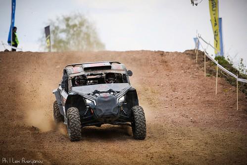 Баранов Никита занял первое место во Всероссийских соревнованиях RZR CAMP 2017