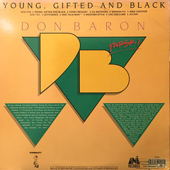DON BARON:YOUNG,GIFTED AND BLACK(JACKET B)