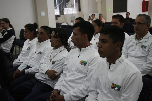 Juramentación 9 de mayo Ajedrez, Atletismo, Boliche y Raquetbol