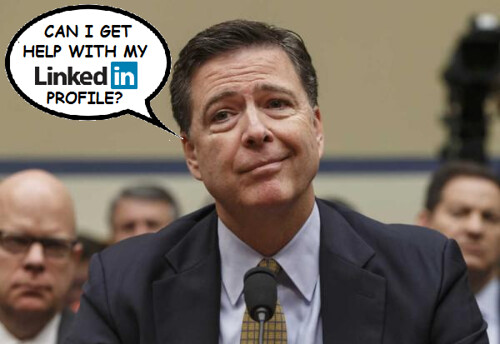 FBI Director Comey Seeking New Opportunities