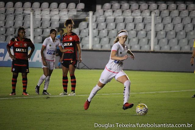 Santos 2 x 1 Flamengo