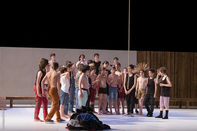 « Du choeur à l'ouvrage », nouvelle production du théâtre de Caen avec la Maîtrise !