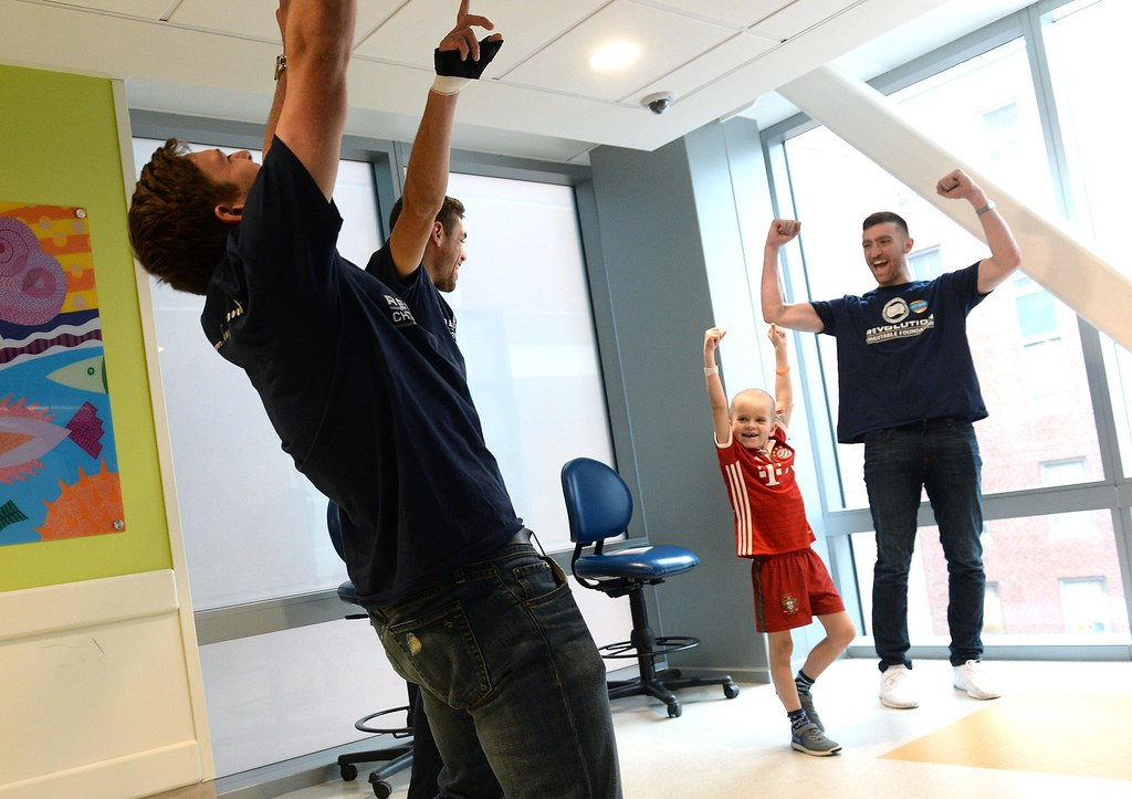 Boston Children's Hospital Visit | May 9