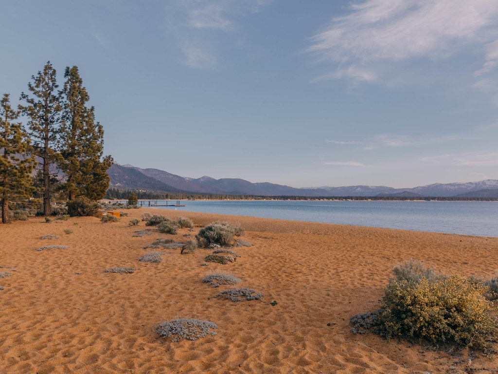 Lake Tahoe Camping-7