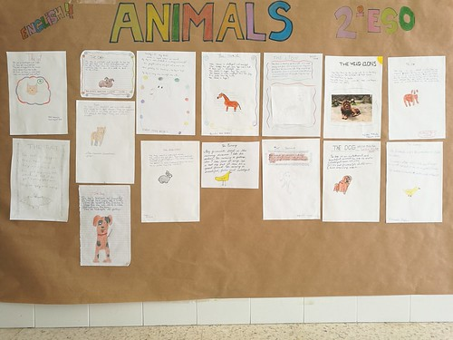 Animals by 2ºESO
