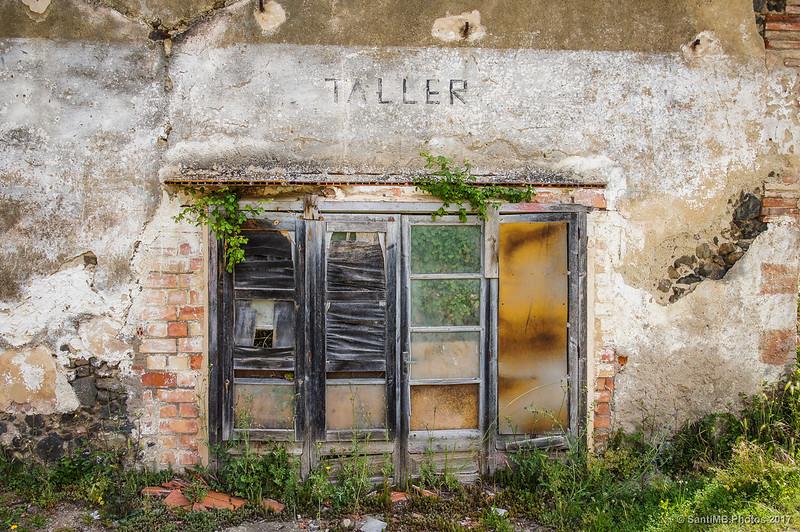 Taller abandonado