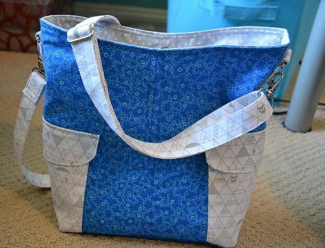 FO: Panache Compass Bag