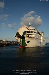Ferry de Corralejo a Playa Blanca