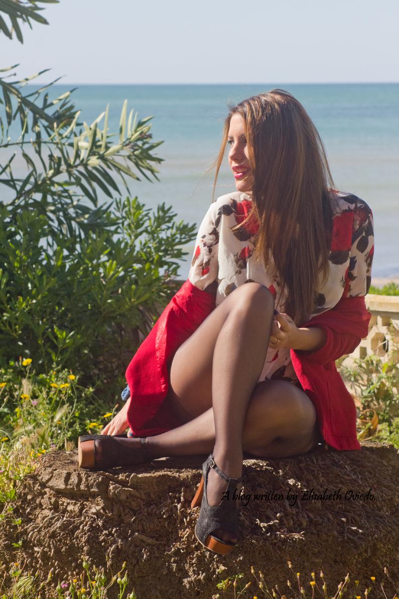 heelsandroses elisabeth oviedo blazer roja zara temporada primera verano (3)