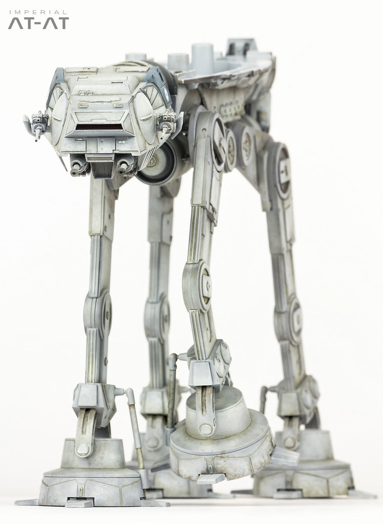 AT-AT wip | Build log: www britmodeller com/forums/index php… | Flickr