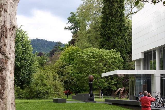 Architecture meets landscape II