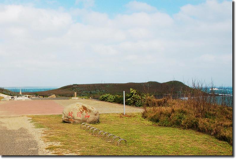 蛇頭山遊憩區(後為蛇頭山)