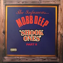 MOBB DEEP:SHOOK ONES PT.II(JACKET A)