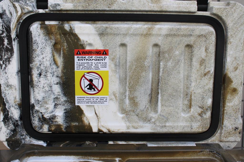 アイスランドクーラーボックスーIcelandCoolerBox20QTデザートカモ